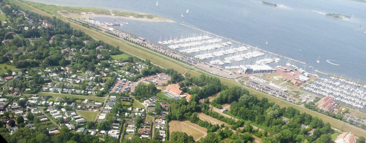 Aquapark: Luftbild